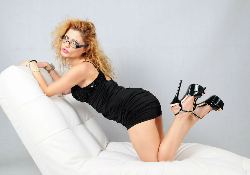 sexy secretary BeccaPotter